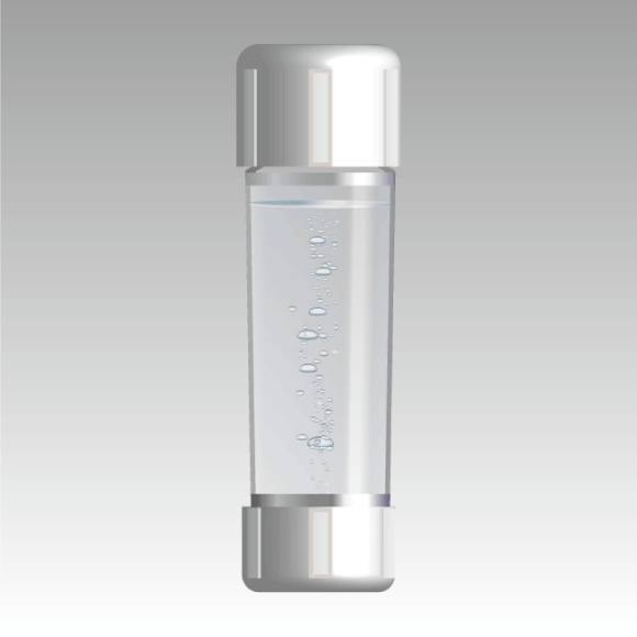 (1) 水素水生成用ボトル